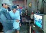 Cấp bổ sung 5.900 đầu thu số DVB-T2 cho hộ nghèo ở Bắc Quảng Nam