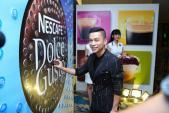 Adrian Anh Tuấn sáng tạo độc đáo với thời trang và cà phê