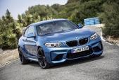 """BMW gây bất ngờ với xe thể thao """"bé hạt tiêu"""" M2"""