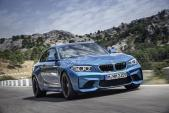 Soi BMW M2 Coupe 'đẹp từng centimet' mới ra mắt