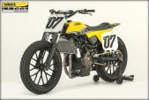 Bản độ Yamaha MT-07 đua đường đất
