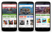 Google cải tiến mạnh mẽ chợ ứng dụng Google Play