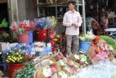 Hoa hồng tăng giá 40% cận ngày 20/10