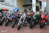Yamaha R3 hội ngộ dàn siêu môtô tại Sài Gòn
