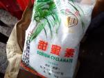 Chà bông thịt gà độn bột mì và đường hóa học ở Sài Gòn
