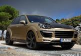 """Porsche Cayenne Turbo """"độ"""" có giá cực """"chát"""""""