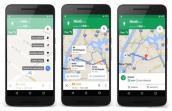 Ứng dụng Google Maps cập nhật cho Android