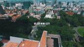 Clip: Cảm giác rất tuyệt khi ngắm một Sài Gòn tươi trẻ, sống động từ trên cao
