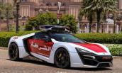 Ngắm dàn siêu xe cực mạnh của cảnh sát Abu Dhabi