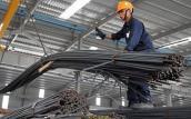 """Thép Việt Nam lo """"lép vế"""" với hàng nhập khẩu giá rẻ"""