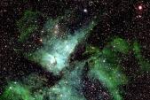 Bức ảnh dải ngân hà độ phân giải 46 tỷ pixel gây sốt