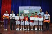 Học sinh Đà Nẵng tranh tài thiết lập Robot bảo tồn sinh thái