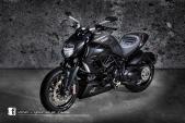 Ducati Diavel Carbon - Khi