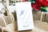 Mở hộp Oppo Neo 7 giá gần 4 triệu đồng tại Việt Nam