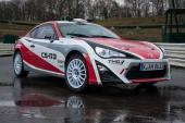 """Toyota GT 86 sẽ """"đại náo"""" đường đua WRC 2016"""