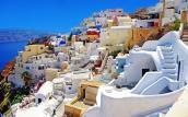 15 bức ảnh đẹp mê mẩn khiến bạn tin rằng Santorini là thiên đường nơi hạ giới