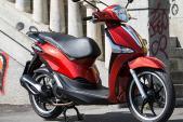 Piaggio Liberty bất ngờ hạ giá phiên bản nâng cấp mới