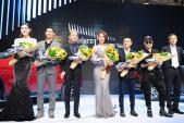 Sao Việt tụ hội cùng Mercedes-Benz Việt Nam tại VMS 2015