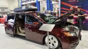 Xuất hiện cặp đôi ôtô 2000 mã lực của Bisimoto