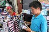 Đề xuất chia làm 4 gói thầu mua sắm đầu thu số DVB-T2 cho 4 TP lớn
