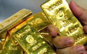 Giá vàng tiếp tục giảm sáng đầu tuần