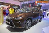 Lexus RX350 2016 tại Việt Nam sẽ có giá hơn 3 tỷ đồng