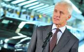 CEO Volkswagen với tham vọng vươn lên hàng đầu thế giới
