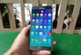 Trên tay Galaxy Note 5 màu bạc Titanium mạnh mẽ