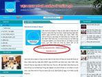 Bkav: Website Viện Thủy lợi bị lỗi rất cơ bản