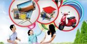 Cho vay tiêu dùng: Các ngân hàng rộng cửa đón khách