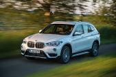 Soi chi tiết BMW X1 2016 chính hãng tại Việt Nam