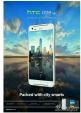 Rò rì thông tin siêu phẩm HTC One X9: Màn hình QHD, RAM 4GB