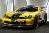 """Ngắm gói độ """"khủng"""" Volcano cho Mercedes-Benz SLR"""