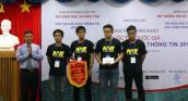Đại học Công nghệ thông tin TP.HCM vô địch cuộc thi SV với ATTT 2015