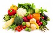 Màu sắc rau củ và lợi ích với sức khỏe