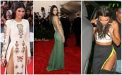 10 mỹ nhân ăn mặc táo bạo nhất showbiz thế giới