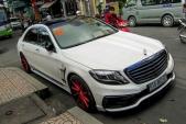 """Mercedes S-Class lên đời """"cực độc"""" nhờ tay thợ Việt"""