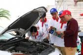 Ngày hội chăm sóc xe miễn phí tại Hà Nội