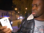 """Sống sót """"thần kỳ"""" ở Paris nhờ chiếc điện thoại SamSung"""