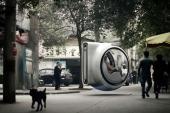 Xe bay của Volkswagen hút hồn cư dân mạng