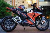 """Yamaha Exciter 150 """"full đồ chơi"""" phong cách siêu môtô R1"""