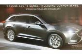 Soi hình ảnh chi tiết Mazda CX-9 trước ngày ra mắt