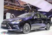Chi tiết Lexus ES 350 2016, giá 2,7 tỷ đồng tại Việt Nam