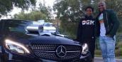 Floyd Mayweather tặng con trai 16 tuổi Mercedes-AMG C450