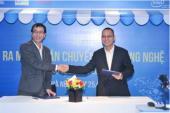 Intel cùng Kiot Việt tặng 5.000 bộ máy tính cho chủ cửa hàng bán lẻ