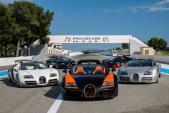 Điểm mặt 10 siêu xe Bugatti đắt nhất thế giới