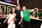 Đoan Trang gợi cảm đi làm giám khảo