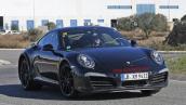 Porsche 911 2017 lộ diện hoàn toàn trên đường thử