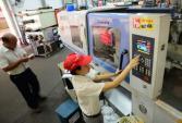 Đi xem doanh nghiệp Trung Quốc bán máy