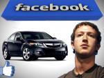 Ông chủ Facebook sở hữu bốn bánh gì?